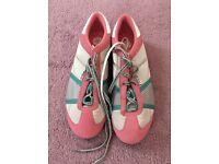 Ladies Ralph Lauren trainers