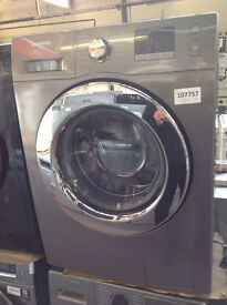 SAMSUNG WASHING MACHINE 8KG (NEW) COMES WITH G/TEE AND DELIVERY ALSO AVAILABLE