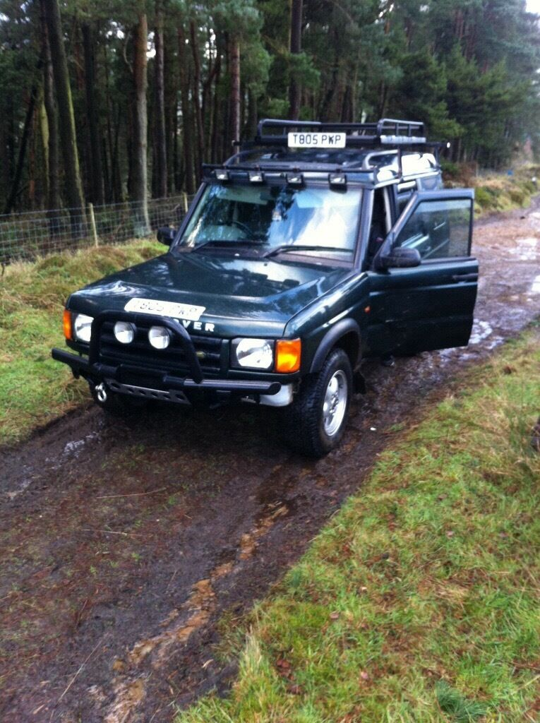 land rover discovery 2 td5 excellent condition l200 disco navara defender offroad in. Black Bedroom Furniture Sets. Home Design Ideas