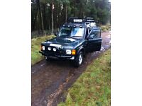 Land rover discovery 2 td5 excellent condition ( l200 disco navara defender offroad )