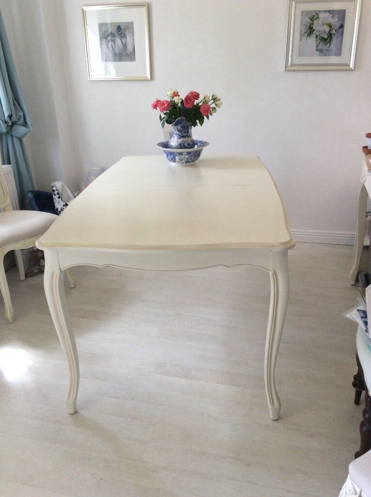 Laura Ashley Provencale 6 Seat Dining Table