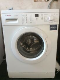 Bosch Serie 4 washing machine 3.5 years old. Only 2-person household.