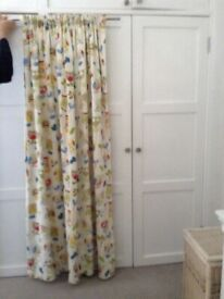 Children's curtains suitable for baby