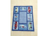 Cars Floor Rug For Sale Excellent Condition!
