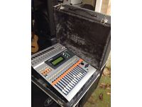 2 mixing desks for sale (one digital, one analogue)
