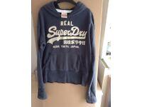 Superdry Women's hoodie. Size Medium. Great condition £12.