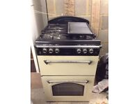 Freestanding Leisure Gourmet Classic Double Gas Oven & Grill