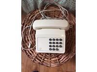 Retro 1980s/1990s phone -