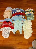 Baby boy lot clothes