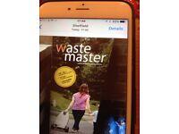 Waste master. brand new