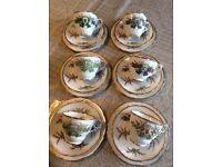 Japanese china tea sets