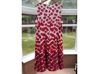 Sensationally Stunning summer dress. Size 18 From Long Tall Sally. New with tags.