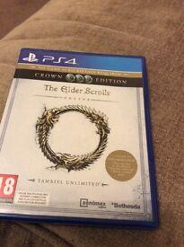 The Elder Scrolls PS4