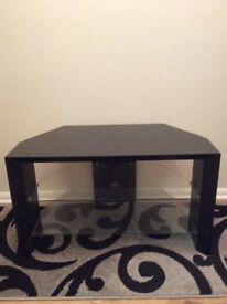 Gloss Black Tv Stand