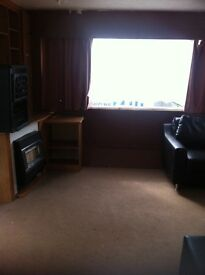 2 bed static home to rent