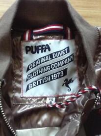New puffa jacket