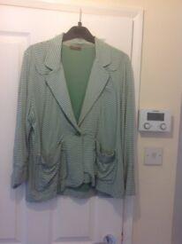 Womens jackets x 2 size 20