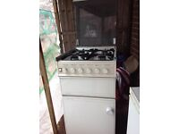 New World Rapport Gas Cooker with separate oven and grill for sale