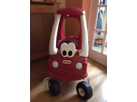Little Tikes Cosy Coupe 40th Anniversary Limited Edition