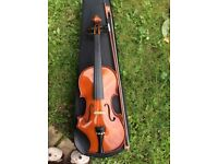 Acoustic violin, The stentor student ST. Good condition. Bow included