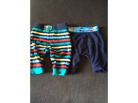 First size baby trousers