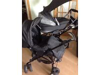 Pram and Go Chair in excellent condition