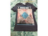 BNWT Men's Top-Shop t shirt XXS