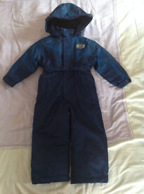 Boys Glacier Point, Snow Angel, Matalan Ski Snow Suit All In One - 18-23 months