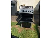 Freestanding 50cm Double Oven Gas Cooker BDVG592