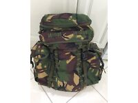 British army daysac