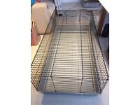 Large indoor guinae pig cage