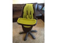 Highchair by mamas and papas.top of the range ... immaculate