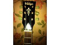 vintage v100 guitar, p/x considered