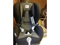 Britax Duo plus child's car seat