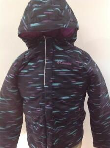 Columbia Horizon Ride Jacket Youth Size LG.-(Y2LE16)