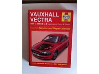 Various haynes & autobooks workshop manuals