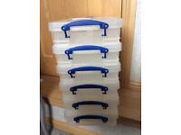 4 Litres Clear Box (6)