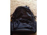 Targus classic laptop backpack rucksack in black