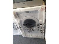 Beko 6.5 kg intergrated washing machine. £249 RRP £299 new/graded 12 month Gtee