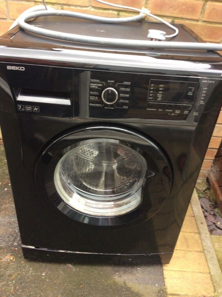 7KG 1200 Spin Beko Washing Machine  Works fine but a bit noisy on spin  cycle (see description) | in Rothwell, West Yorkshire | Gumtree
