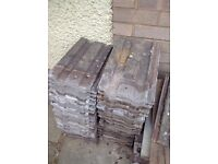 Reclaimed Redland 49 concrete roof tiles