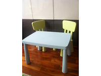 Bundle of IKEA children's furniture - immaculate condition