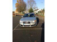 Audi A4 s/line 2.0tdi