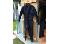 Drysuit. Complete Bear Dry suit system