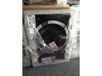 Beko black 10kg washing machine. £ 360 New in package 12 month Gtee