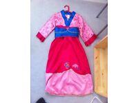 Chinese dress Disney