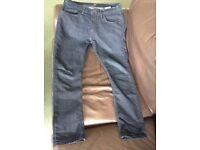 Lee Luke jeans W33/L30 (dark blue/grey)