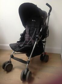 Silver Cross Pop Pushchair, instructions included