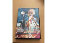 Sword art online season 1, 2 and extra movie with offline eng dub
