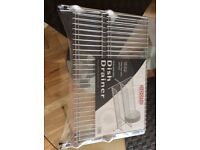 Brand new never used Dish Drainer